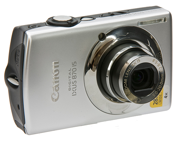 Photo du Canon Ixus 870is