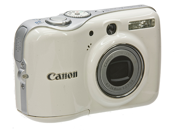 Photo du Canon PowerShot E1