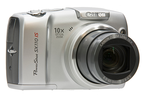 Photo du Canon PowerShot SX110is
