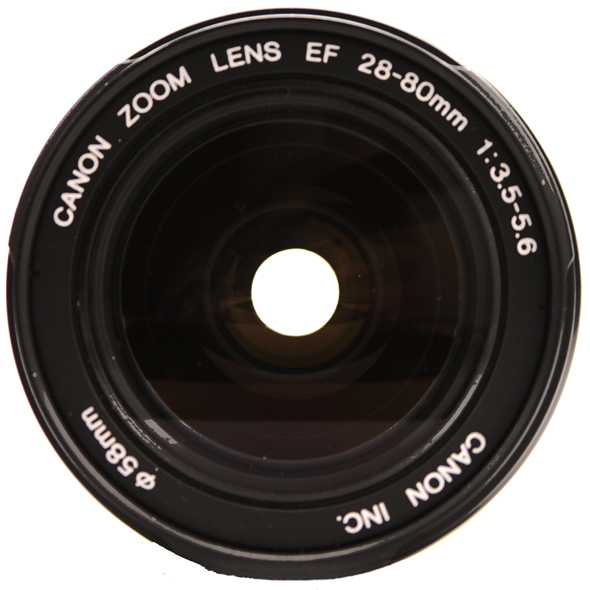 oblectif Canon 28-80mm USM