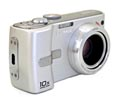 Panasonic Lumix DMC-TZ1 de face