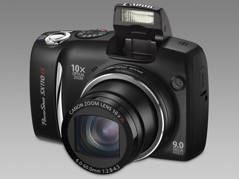 Canon SX110-is